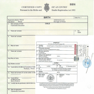 sample qatar attestation stamp